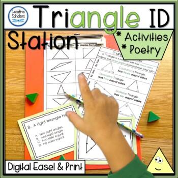Identifying Triangles Geometry