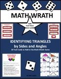 Identifying Triangles Math Wrath Game