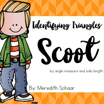 Identifying Triangles Scoot