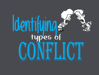 Identifying Types of Conflict
