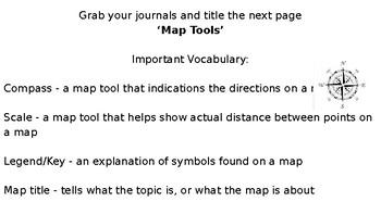 Identifying Types of Maps
