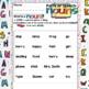 Elementary Grammar Activity: Nouns Practice