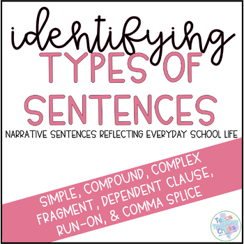 Identifying Types of Sentences