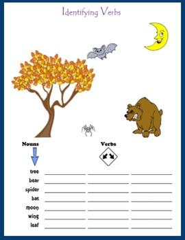 Identifying Verbs