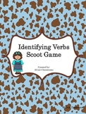 Identifying Helping Verbs & Linking Verbs Scoot Game