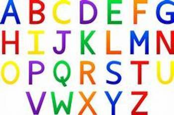 Identifying Vowels and Consonants