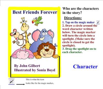 Identifying a Fiction Story | Elements of Fiction | Early Literacy Skills