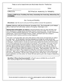 Identifying and Analyzing Bias