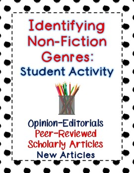 Identifying and Assessing Sources