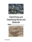 Identifying and Classifying Rocks and Minerals