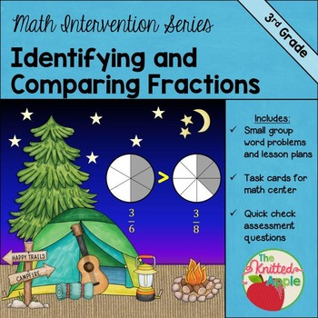 Identifying and Comparing Fractions (3.3A, 3.3B, 3.3H)