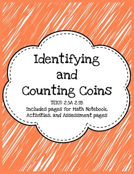 Identifying and Counting Coins