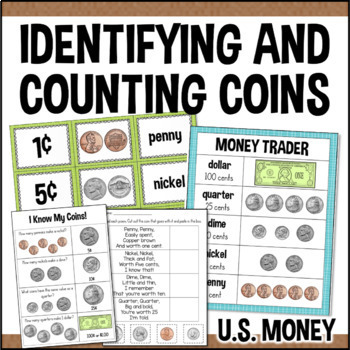 Identifying and Counting Coins Games