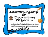 Identifying and Counting Objects: An adaptive picture activity