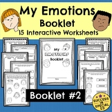 Identifying and Describing Emotions and Feelings Booklet D
