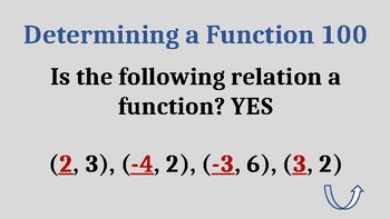 Identifying and Evaluating Functions Jeopardy Powerpoint