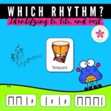 Digital Ear-Training Rhythm Game | Aural Identification of