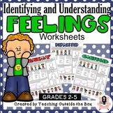 Identifying and Understanding Feelings Worksheets