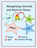 Fun Practice and Creative Writing with Abstract Nouns