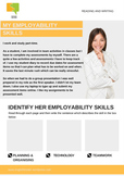 Employment resource:Identify & write on employability skil