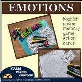 Identifying feelings and emotions activities and printables