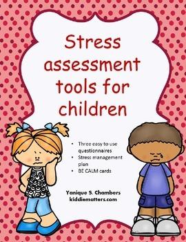 Stress Management: Identifying stress in children