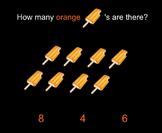 Identifying the Color Orange