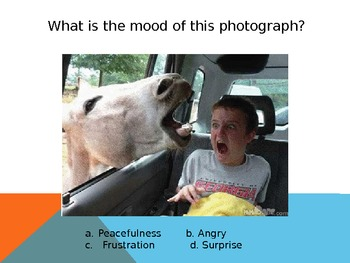 Identifying the Mood of Photos and Illustrations