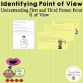 Identifying the Narrator and Point of View | Distance Learning