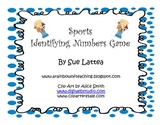 Identifying the Numbers 0-20  Sports