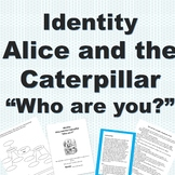 Identity: Alice and the Caterpillar