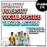 Identity Diversity Social Justice Action Teaching Resource