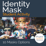 Identity Mask a Character Education Learning Activity