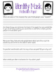 Identity Mask (Character Education Lesson Plan, Middle Sch