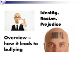Identity PowerPoint - Introducing concepts that lead to bullying