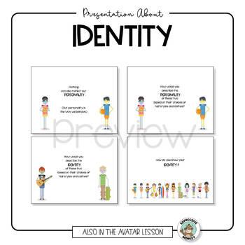 Identity Presentation