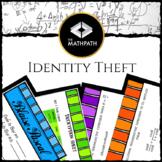 Identity Theft: Fun Escape Room Style game for Trigonometr