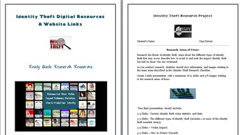 Identity Theft Research and Project Presentation