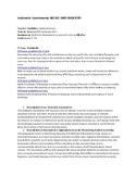 ELA Identity Unit Through Music: Authentic Assessment