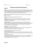 Identity and Discrimination Narrative Assessment, GRASPS