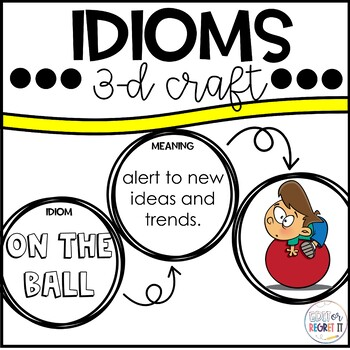 Idiom 3-D Craft