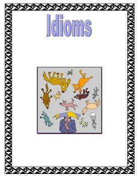 Idiom Activity