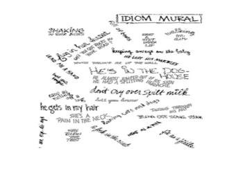 Idiom Art Project