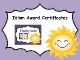 Idiom Awards
