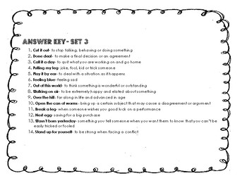 Idiom Board Games 3-Pack