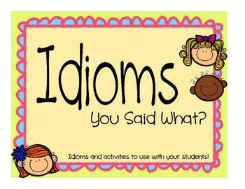 Idiom Bundle 1
