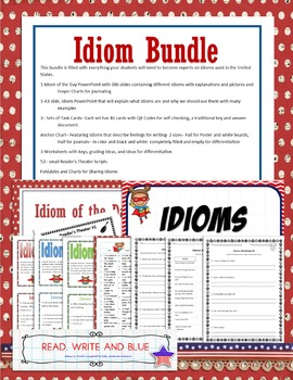 Idiom Bundle