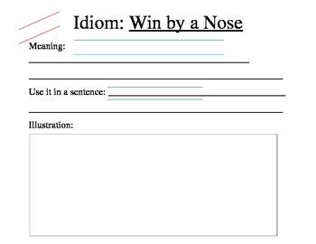 Idiom Class Set