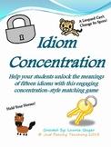 Idiom Concentration