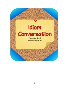 Idiom Conversation